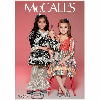 McCalls pattern M7647