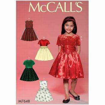 McCalls pattern M7648