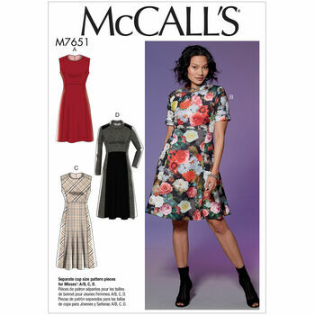 McCalls pattern M7651
