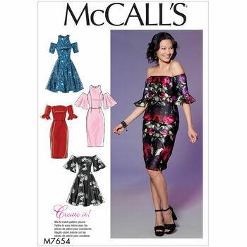 McCalls pattern M7654