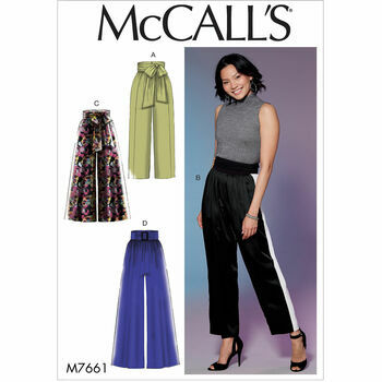 McCalls pattern M7661