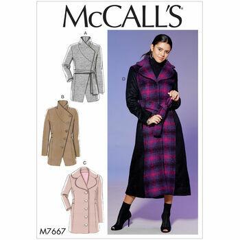 McCalls pattern M7667