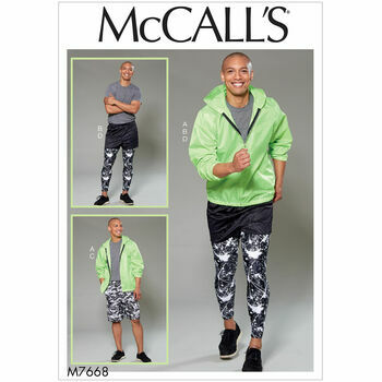 McCalls pattern M7668