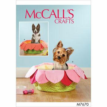 McCalls pattern M7670