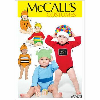 McCalls pattern M7672