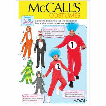 McCalls pattern M7675