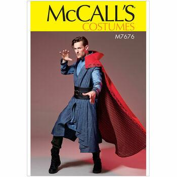 McCalls pattern M7676