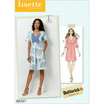 Butterick pattern B6567
