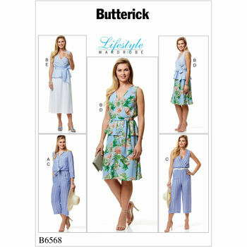 Butterick pattern B6568