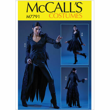 McCalls pattern M7791