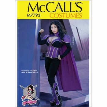 McCalls pattern M7793