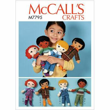McCalls pattern M7795