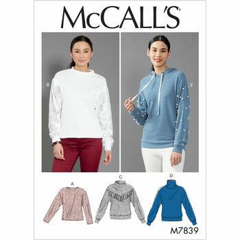 McCalls pattern M7839