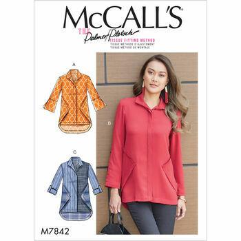 McCalls pattern M7842