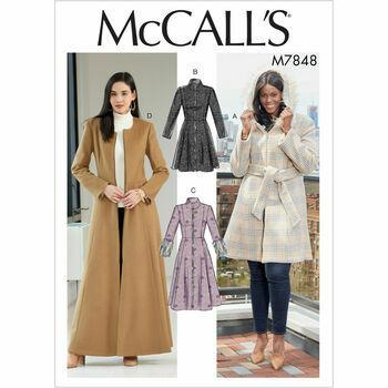 McCalls pattern M7848