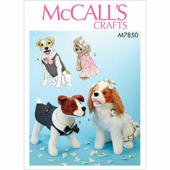 McCalls pattern M7850