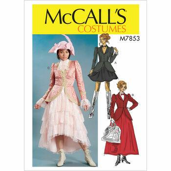 McCalls pattern M7853