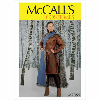 McCalls pattern M7855