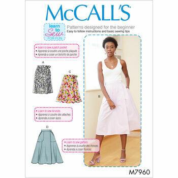 McCalls pattern M7960