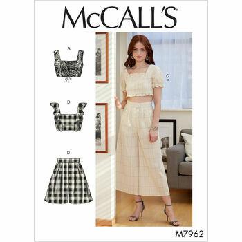 McCalls pattern M7962
