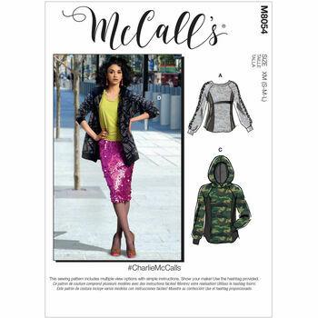 McCalls pattern M8054