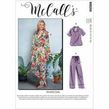 McCalls pattern M8056