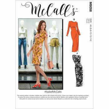 McCalls pattern M8058