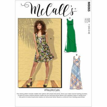 McCalls pattern M8065