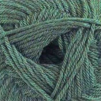 DK with Merino Yarn - Green with Tints - DM12 (100g)