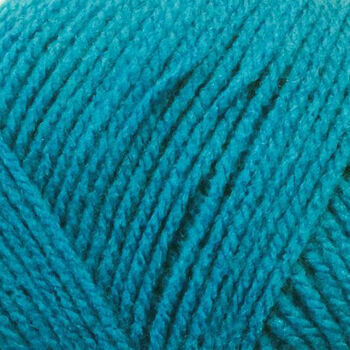 Top Value Yarn - Teal - 846 - 100g
