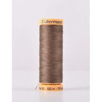 Gutermann Natural Cotton Thread: 100m (1114)