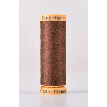 Natural Cotton Thread: 100m: Col. 1523