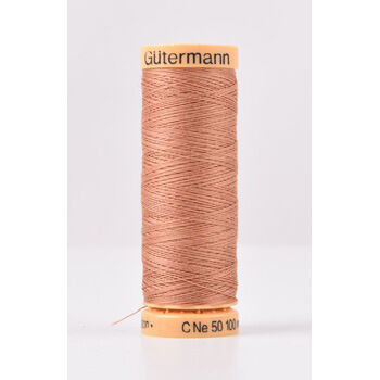 Natural Cotton Thread: 100m: Col. 1535