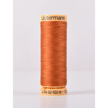 Natural Cotton Thread: 100m: Col. 1554