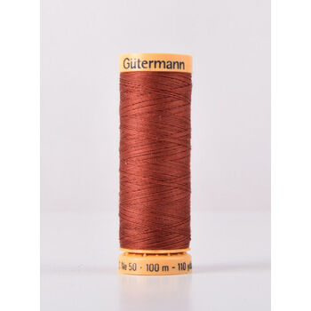 Natural Cotton Thread: 100m: Col. 1833