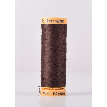 Natural Cotton Thread: 100m: Col. 1912