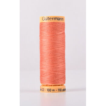 Natural Cotton Thread: 100m: Col. 2045