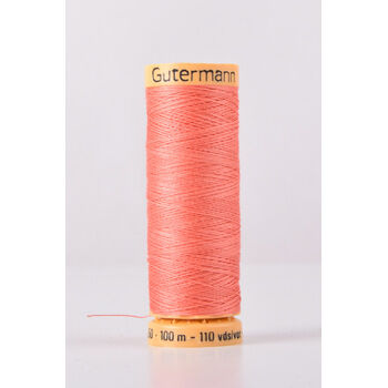 Natural Cotton Thread: 100m: Col. 2156
