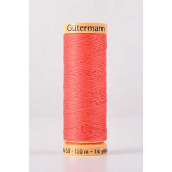 Natural Cotton Thread: 100m: Col. 2255