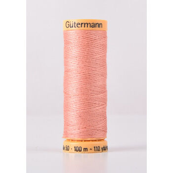 Natural Cotton Thread: 100m: Col. 2336