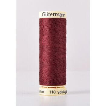 Gutermann Red Sew-All Thread: 100m (369)