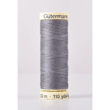 Gutermann Grey Sew-All Thread: 100m (496)