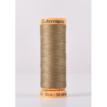 Gutermann Natural Cotton Thread: 100m (825)
