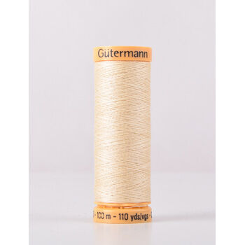 Natural Cotton Thread: 100m: Col. 829