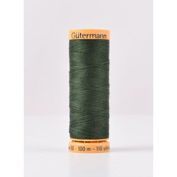 Natural Cotton Thread: 100m: Col. 8812