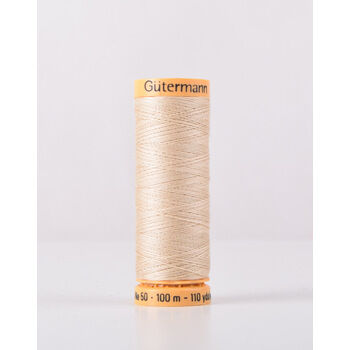 Natural Cotton Thread: 100m: Col. 927