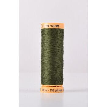 Natural Cotton Thread: 100m: Col. 9623