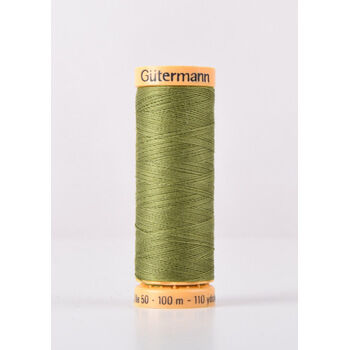 Natural Cotton Thread: 100m: Col. 9924