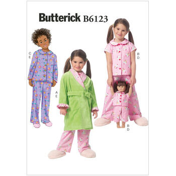 Butterick pattern B6123