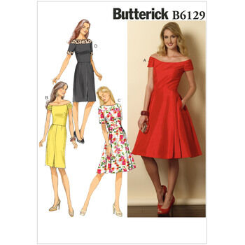 Butterick pattern B6129